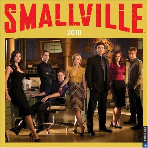 Smallville 2010 Wall Calendar
