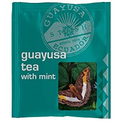 Guayusa Tea with Mint