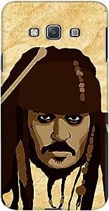 Kasemantra Jack Sparrow Case For Samsung Galaxy A7