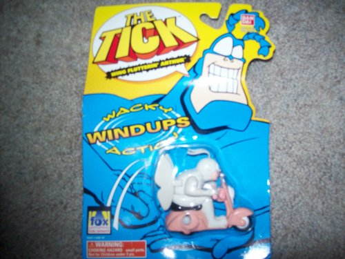The Tick Wacky Windup Arthur