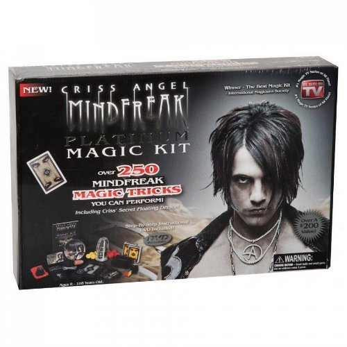 Criss Angel Magic Tricks