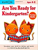 Are you Ready for Kindergarten?: Verbal Skills