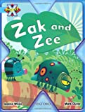Jeanne Willis Project X: Bugs: Zak and Zee