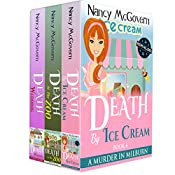 A Murder In Milburn Box Set 2, Books 4-6: A Culinary Cozy Mystery Box Set With Recipes | Nancy McGovern