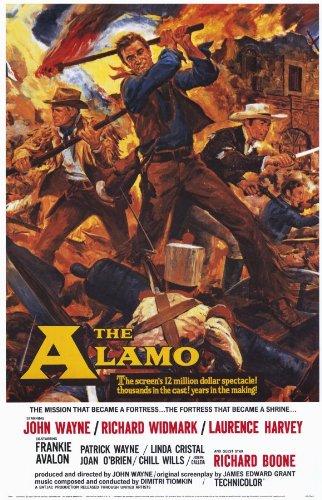 [MULTI] Alamo [DVDRiP] (1960)
