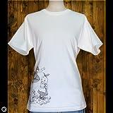 (レッドブロス) REDBROS. Alice in Wonderland 半袖Tシャツ (ナチュラル)
