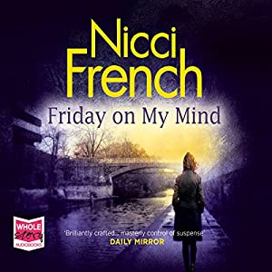 Friday on My Mind Audiobook