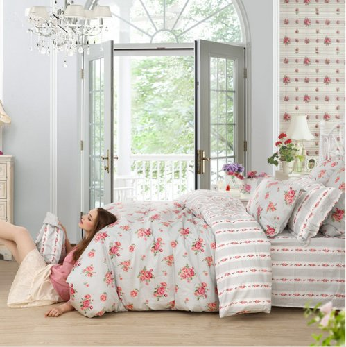 Paris Baby Bedding 5769 front