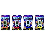 Pocket Arcade Pinball Game-Various Colors