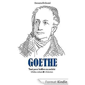 Goethe - Tout pour briller en soci�t�