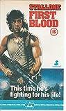 First Blood [VHS]