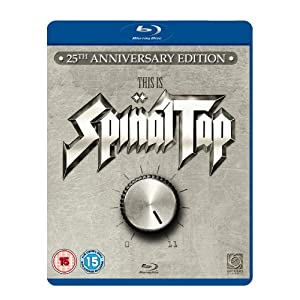 This Is Spinal Tap - 25th Anniversary Edition [Blu-ray]