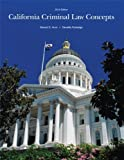img - for California Criminal Law Concepts 2014 Edition (14th Edition) 14th edition by Hunt, Derald D., Rutledge J.D., Devallis (2014) Paperback book / textbook / text book
