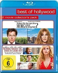 Best of Hollywood 2012 - 2 Movie Collector's Pack 50 (Haben Sie das von den Morgans gehört? / Woher weißt du, dass es Liebe ist?) [Blu-ray]
