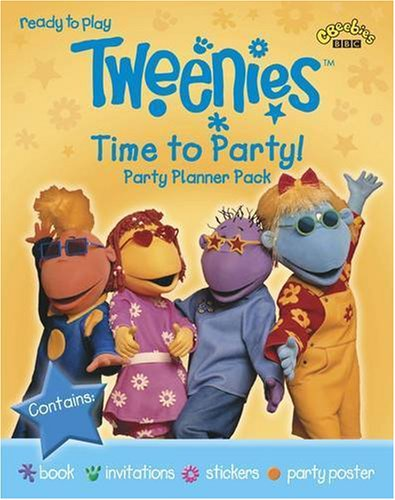 Tweenies: Time to Party! - Party Planner Pack