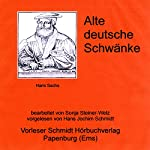 Alte deutsche Schwänke | Johannes Pauli,Johann Peter Hebel, Brüder Grimm
