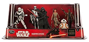 Star Wars The Force Awakens Figurine Playset from Star Wars
