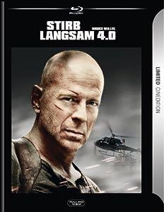 Stirb langsam 4.0 - Kinoversion + Recut - Limited Cinedition  (+ DVD) [Blu-ray]