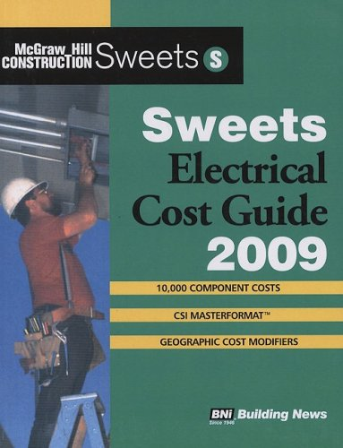 Sweets Electrical Cost Guide 2009