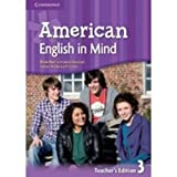img - for American English in Mind Level 3 Teacher's Edition by Brian Hart (2011-09-19) book / textbook / text book