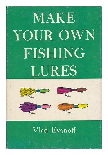 Fishing lures canada for How to make your own fishing lures