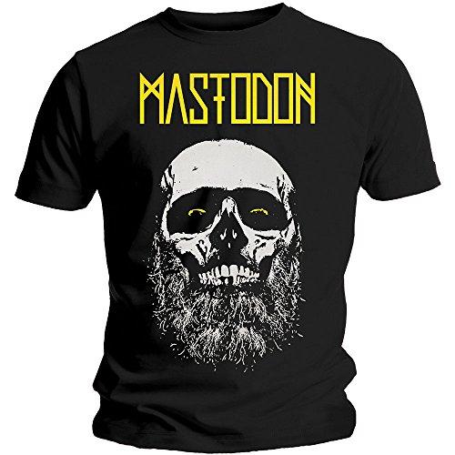 Mastodon - Admat, T-Shirt uomo, Schwarz - Schwarz, Small