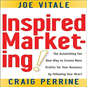 Inspired Marketing Audiobook