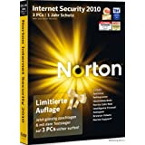 "Norton Internet Security 2010 Limited Edition 3 PCsvon ""Symantec"""