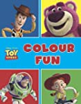 Disney Toy Story Colour Fun