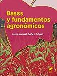 Bases y fundamentos agron�micos