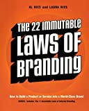 img - for The 22 Immutable Laws of Branding by Ries, Al, Ries, Laura 1st edition (2002) Paperback book / textbook / text book