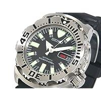 [セイコー]SEIKO ブラックモンスター 腕時計 自動巻き ダイバー SKX779K3[逆輸入]