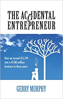 The Accidental Entrepreneur: How We Turned 3,749 Into A 100 Million Business In Three Years