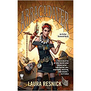 Abravadaver by Laura Resnick