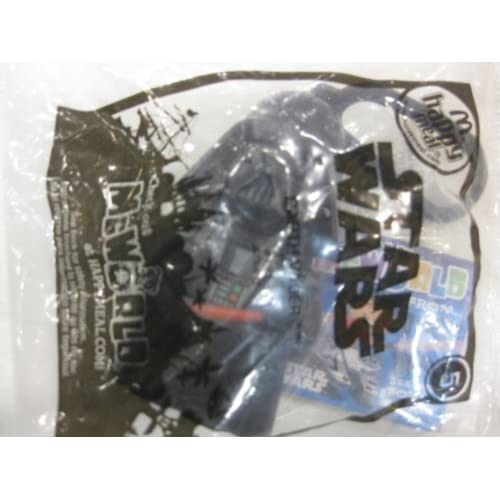 McDonalds Happy Meal Toy Star Wars Darth Vader 2010