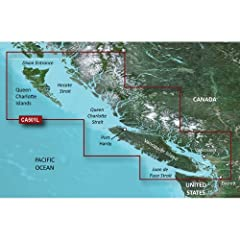 Garmin VCA501L - Vancouver Island - Dixon Entrance - SD Card by Garmin
