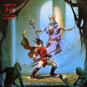 King of the Dead by Cirith Ungol (1994) Audio CD