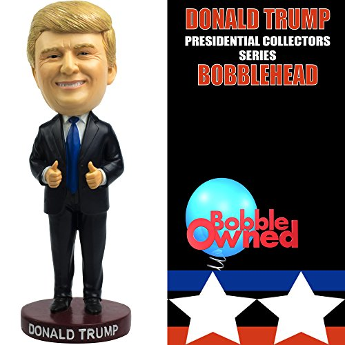 Donald Trump Bobblehead 2016 Presidential Collector Series Limitied Edition (The Office Merchandise Bobblehead compare prices)