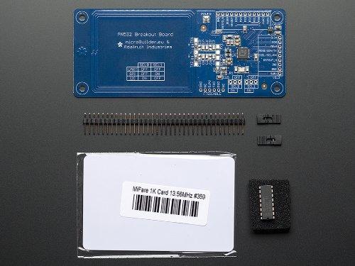 Adafruit Pn532 Nfc/Rfid Controller Breakout Board