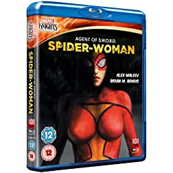 Spider-Woman: Agent of S.W.O.R.D. [Blu-ray]