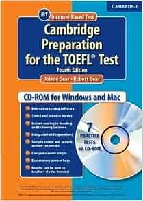 Cambridge toefl preparation | Free BOOKS TO DOWNLOAD