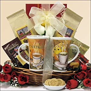 ... Wedding Anniversary Gift Basket : Gourmet Coffee Gifts : Grocery