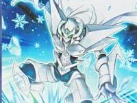 遊戯王 英語版 GENF-ENSE1 Elemental HERO Absolute Zero E・HERO アブソルートZero (スーパーレア) Limited Edition