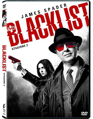 the blacklist - season 03 (6 dvd) box set dvd Italian Import