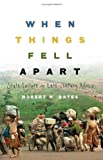 When Things Fell Apart: State Failure in Late-century Africa (Cambridge Studies in Comparative Politics)
