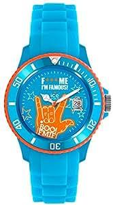 (アイスウォッチ) Ice-Watch 腕時計 F*** ME, I'M FAMOUS FM.SS.BEB.BB.S.11 ユニセックス [並行輸入品]