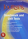Journeys: Common Core Benchmark Tests and Unit Tests Consumable Grade 5