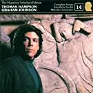 The Hyperion Schubert Edition 14 / Thomas Hampson, Graham Johnson