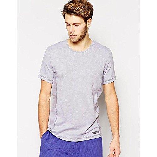 (カルバンクライン) Calvin Klein メンズ トップス Tシャツ Calvin Klein Curve Neck T-Shirt 並行輸入品