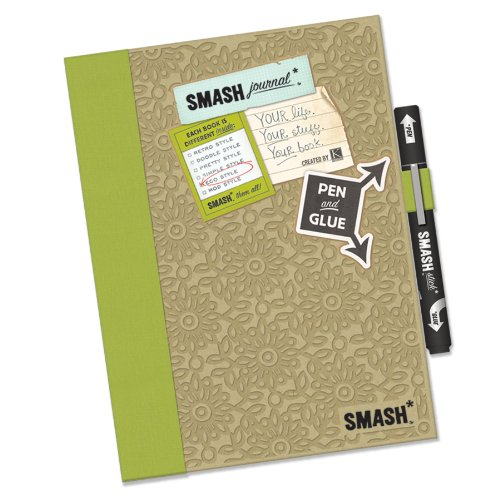 K&Co. Eco Green Smash Book